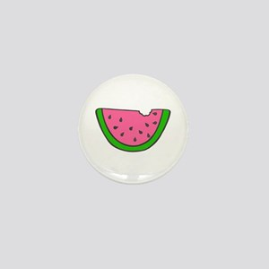 'Colorful Watermelon' Mini Button